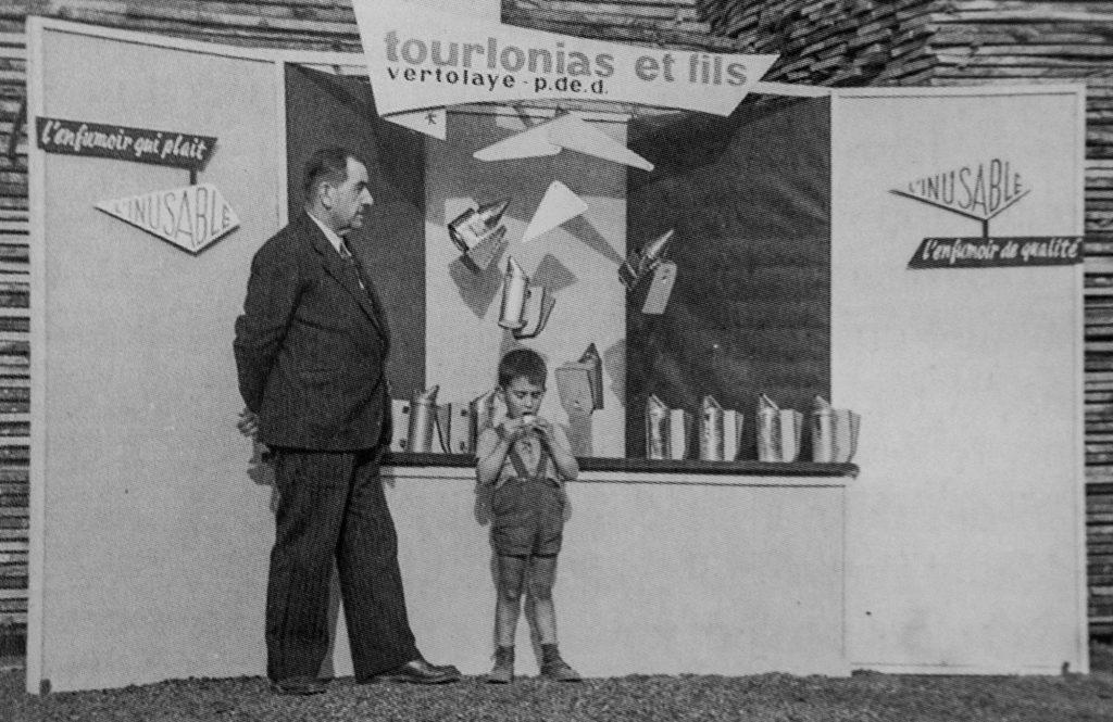 exposition Tourlonias