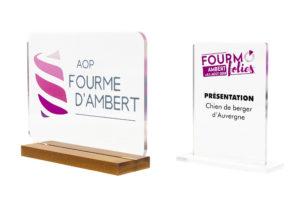 Trophée pour les Fourmofolies